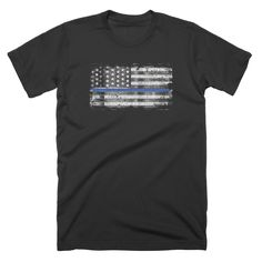 The Thin Blue Line is a symbol to commemorate fallen law enforcement officers in the United States and Canada. Law Enforcement Officers vow to serve, honor and protect the citizens of their city, coun