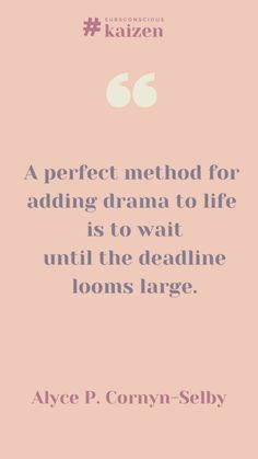 Picture the last time you postponed something important and started it at the last minute...How did it affect your personal relations during those days?? Click on the pin and learn how to stop procrastinating once and for all. Buckle up and subconsciouskaizen for all! // Stop The Drama Quotes // Creating Drama Quotes // Personal Growth Self Improvement // Inspiration For Women // Growth Mindset // #SpiritualGrowth #DramaQuotes #ConfidentWomen Drama Quotes, How To Stop Procrastinating, You Lost Me, Confident Woman, Losing You, Growth Mindset, Spiritual Growth, Self Improvement, Wordpress