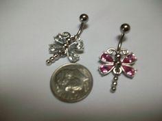Crystal Body Jewelry $4.00