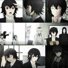 Juuzou Tokyo Ghoul, Juuzou Suzuya, Anime Guys, Manga Anime, Anime Art, Anime Wallpaper Live, Black Choker, Kaneki, Haikyuu