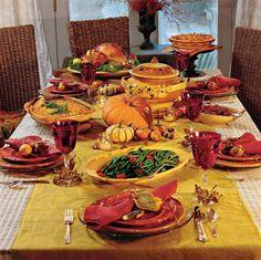 ¿Qué se cena en Acción de Gracias?