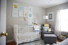 """Whimsical """"Where the Wild Things Are"""" Themed Nursery"""
