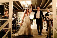 Emma + Patrick's Palm Beach Wedding Photographed by Sophie Thompson Palm Beach Wedding, Wedding Gowns, Formal Dresses, Fashion, Homecoming Dresses Straps, Dresses For Formal, Moda, Bridal Gowns, Wedding Dressses
