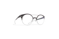 MYKITA DECADES round prescription glasses PHILO. The defining concept behind these oversized frames was the circle as a geometric element. Find the glasses: http://my-k.it/philo