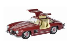 Schuco Mercedes Benz Diecast Model Car 02495 This Mercedes Benz Coupe Diecast Model Car is Burgundy and has working wheels and also comes in a display case. It is made by Schuco and is scale (approx. Mercedes Benz Models, Diecast Model Cars, Display Case, Scale Models, Wheels, Burgundy, Toys, Mini, Cutaway