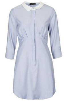 Chambray Shirt Dress | TOPSHOP saved by #ShoppingIS