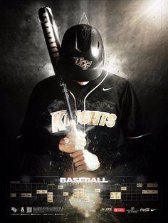 2016 Central Florida Baseball Poster