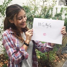 G Hannelius Launching A Clothing Line September 1, 2015 - Dis411