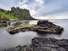 Picture of Castle Dunluce, Northern Ireland