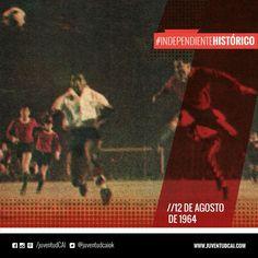 #IndependienteHistorico #Independiente es campeón de América por primera vez,derrotando 1-0 a Nacional de Montevideo