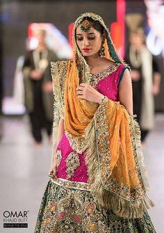 Bridal byMohsin Naveed Ranjha