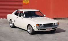 Image detail for -Toyota Celica TA22 RA20 and RA21 were released from 1970 to 1975 and ...