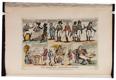 [1813].Bodleian Libraries,The armistice or- thoughts to counsel.Caricature of Napoleon I. (British political cartoon)