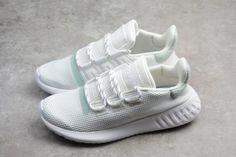 19aa0076679d Womens adidas Originals Tubular Dusk Off White White Shoes B37765-4 White  White