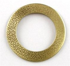 4 pcs 30mm Large Thick Antique Brass by FancyGemsandFindings, $7.99