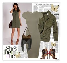 """Is She the one that got away?"" by mcheffer ❤ liked on Polyvore"