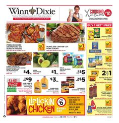 Winn Dixie Weekly Ad September 30 - October 6, 2015 - http://www.olcatalog.com/grocery/winn-dixie-weekly-ad.html