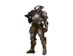 robot armor p2