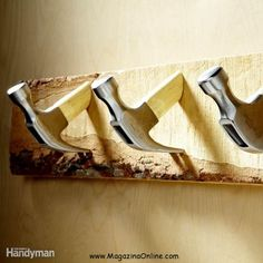 DIY: Amazing Coat Racks Projects