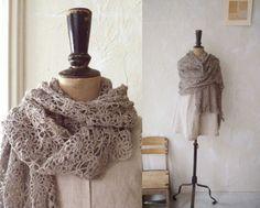 beautiful shawl..