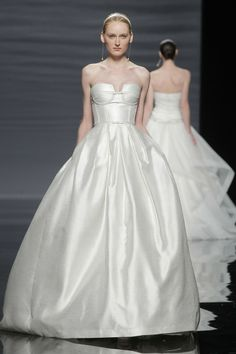 Rosa Clara 2014 Collection. Available at Designer Bridal Room