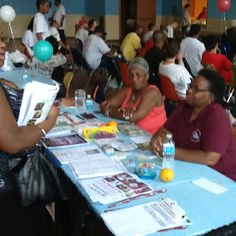 Health Fair at Impact Church