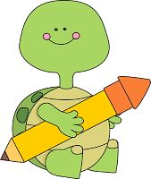 Turtle Holding a Pencil Clip Art - Turtle Holding a Pencil Image Writing Clipart, Turtle Classroom, Turtle Images, Clip Art Library, Owl Clip Art, Turtle Crafts, Project Life Scrapbook, Cute Turtles, Kindergarten Writing
