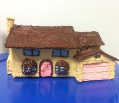 Un preferito personale dal mio negozio Etsy https://www.etsy.com/it/listing/513132023/casetta-dei-simpson-realizzata-a-mano  Simpsons doll house