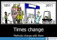 Times change | Memes.com