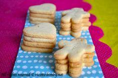 Biscotti di riso Bimby • Ricette Bimby