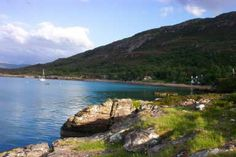 """Altnaharrie Inn in Ullapool, Scotland  """"Gourmet Meals on the Banks of Loch Broom"""" [1000 Places To See Before You Die]"""