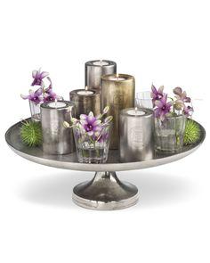 etagere elsey 30cm aluminium kaufen bei dekorieren pinterest dekorieren. Black Bedroom Furniture Sets. Home Design Ideas