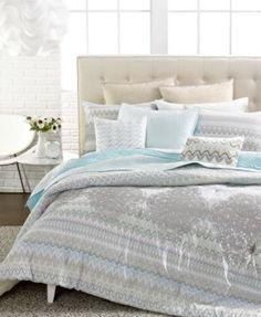 Home by Steve Madden Bedding, Laurel Comforter Sets