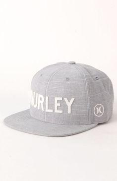 Hurley    Strike Snapback Hat