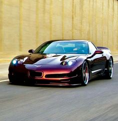 One of the best looking C5 Corvettes  I've ever seen