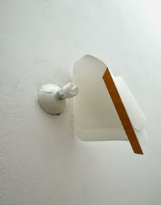 Ohoh Blog - diy and crafts: DIY Paper wall lamp