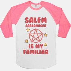 Salem / Sabrina the teenage witch shirt