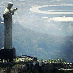 Rio de Janeiro - Maracanã  Wonderful City