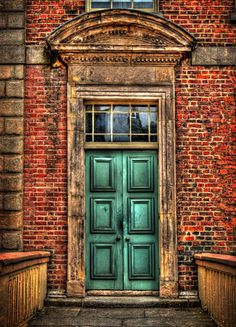 Door to Dublin Castle