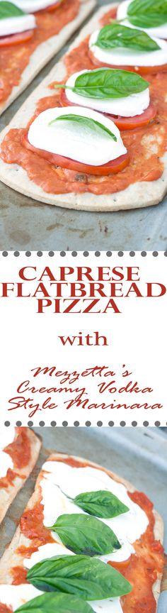 Caprese Flat-Bread P