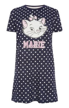 Primark Pyjamas, Short Outfits, Cute Outfits, Womens Pjs, Cute Pjs, Cute Sleepwear, Night Dress For Women, Cat Dresses, Country Outfits