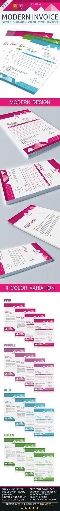 Invoice Font logo and Logos - invoice logo