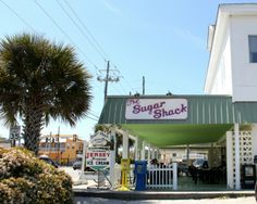 The Sugar Shack Tybee Island