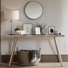 home accessories display Fine Black Easel Frame Couch Table, Table And Chair Sets, Piece A Vivre, The White Company, Decoration Table, Home Furniture, Living Room Furniture Uk, Plywood Furniture, Painted Furniture
