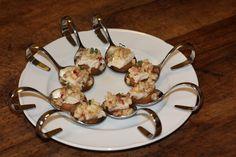 Forellenfilet mit Pfirsichgelee und -Salsa