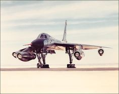 B-58 Hustler: Retired over 40 years ago and still holds the London - Tokyo speed record.