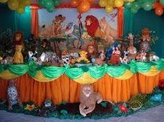 Resultado de imagem para festa o rei leão