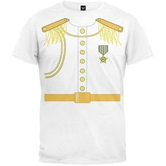 Prince Charming Youth Costume T-Shirt - Youth Medium - Brought to you by Avarsha.com
