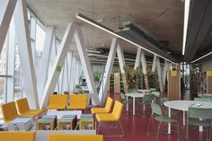 Gallery of Public library Ana María Matute / RSP arquitectos - 41