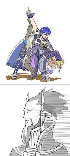 jpg by BleachcakeCosplay on DeviantArt Fire Emblem Awakening, Fire Emblem Chrom, Fire Emblem Games, Blue Lion, Super Smash Bros, Manga, Robin, Anime, Pokemon